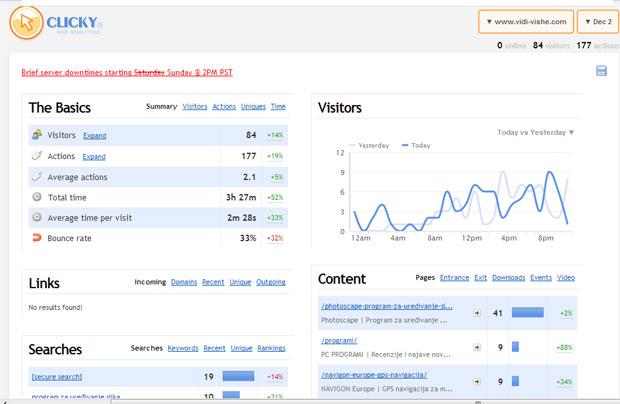 Clicky-Web-Analytics-praćenje-posjeta