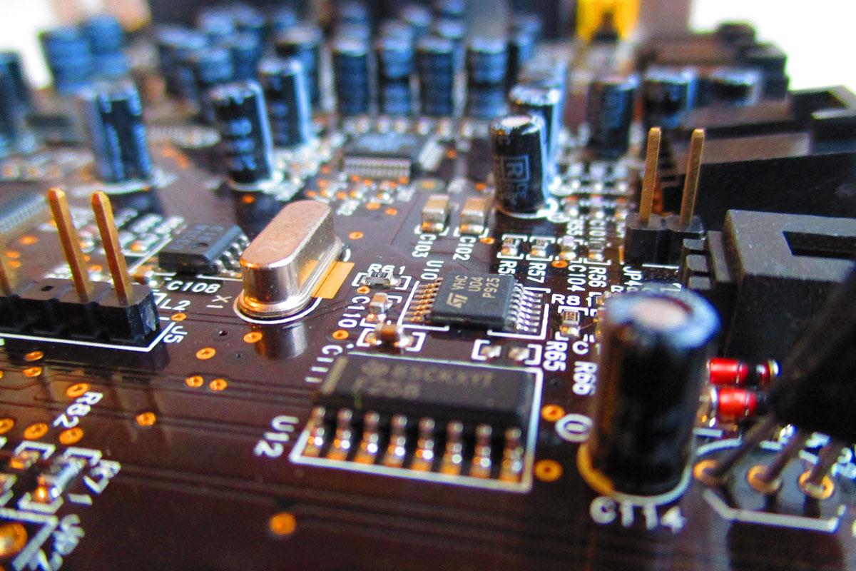 Matična ploča u računalu