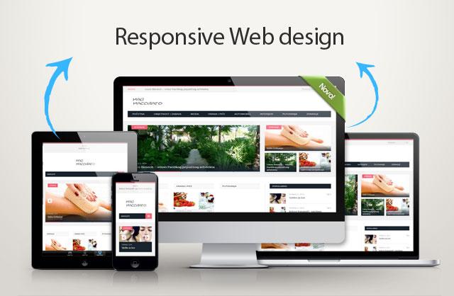 Izrada responzivnih web stranica