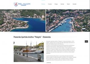 Pomorsko športsko društvo PELEGRIN – Stomorska