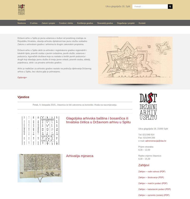 Državni arhiv u Splitu