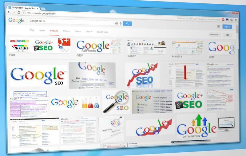 optimiziranje web trgovine za Google