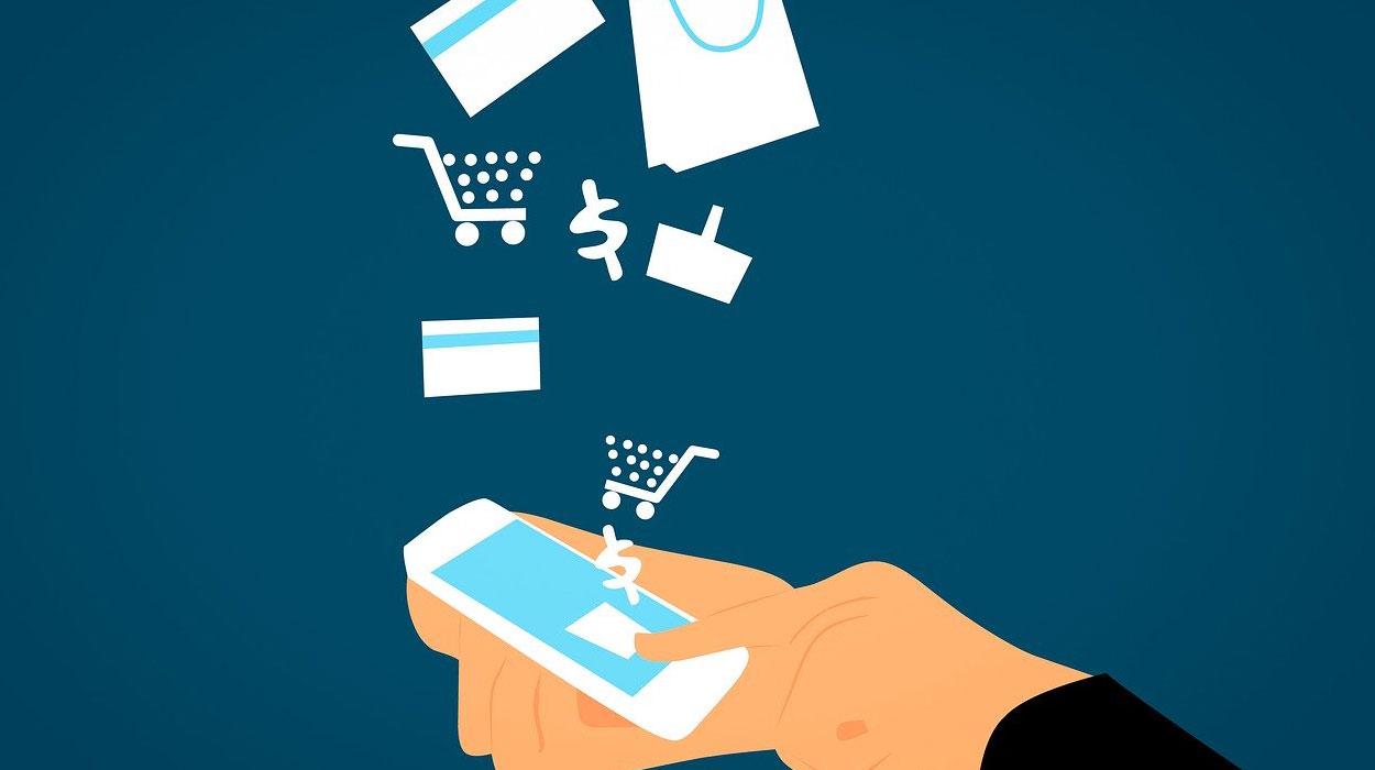 Web trgovina šema