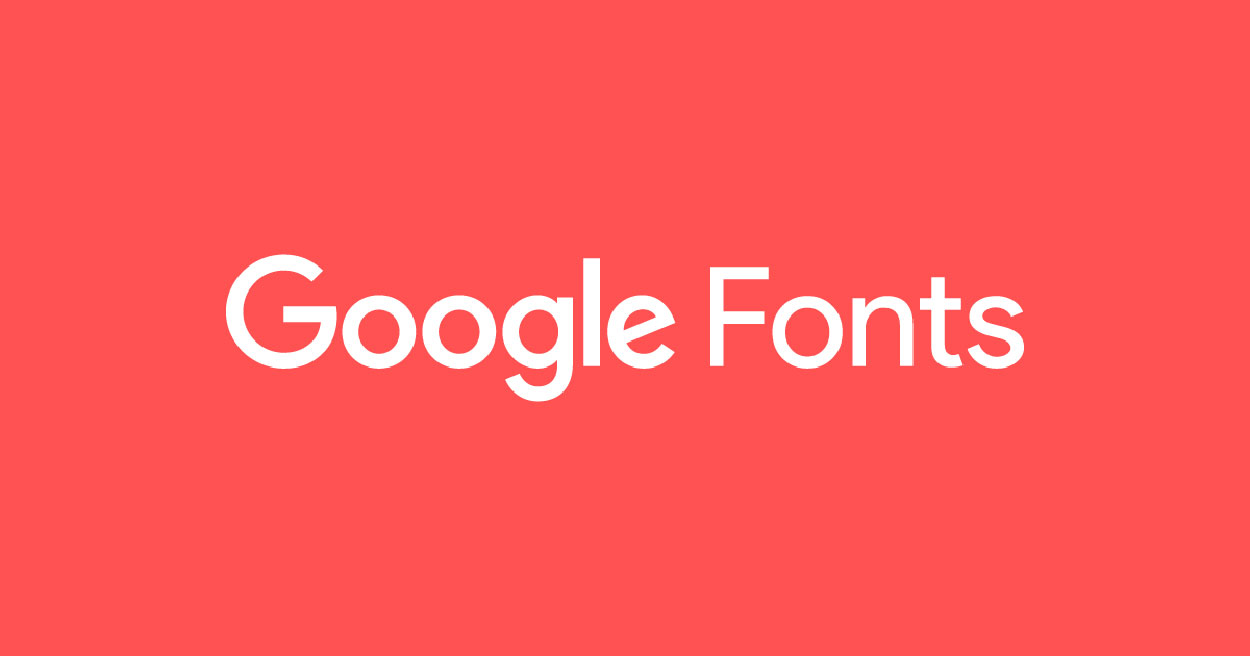 Google fonts logotip