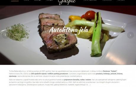 Referenca Restoran Gašpić
