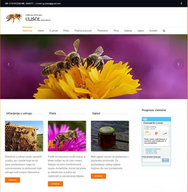 Udruga pčelara Ulišće