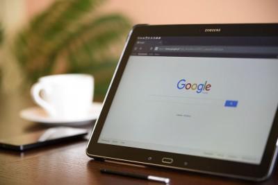 Google pretraga na tabletu
