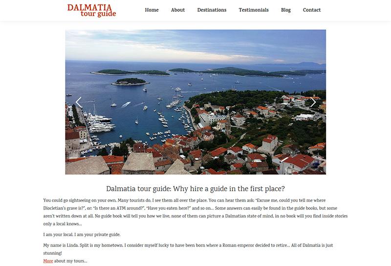 Referenca Dalmatia Tour Guide