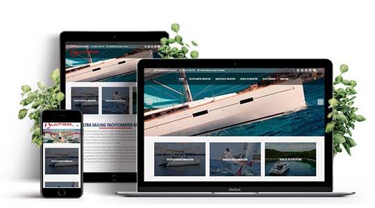 Responzivni dizajn web stranice
