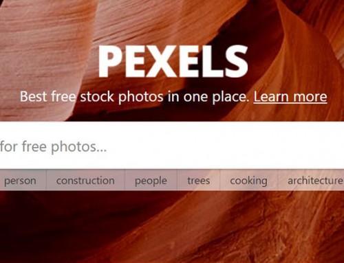 Gdje pronaći besplatne fotografije za web stranicu?