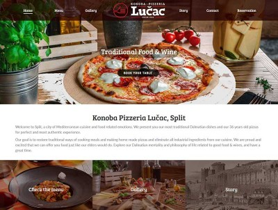 Konoba Pizzeria Lučac