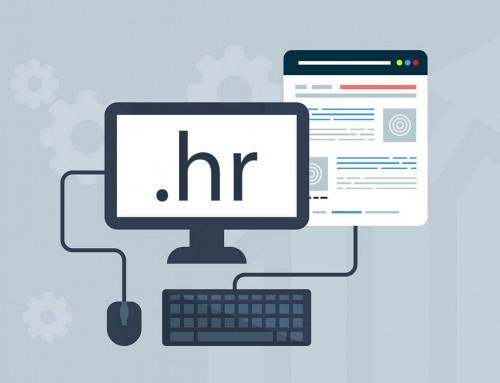 Što je .hr domena i kako je registrirati?